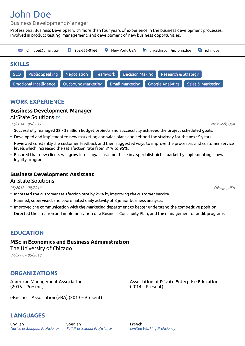 simple resume templates 8 best resume templates of 2018 amp customize 24878 | basic resume template